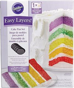 Check Out These New Layered Cake Recipes Stacked Using Our