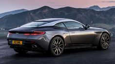 The Aston Martin DB11 unveiled at the Geneva auto show raised a few eyebrows, not least of which because it replaces the seminal DB9 design created by Henrik Fisker 13 years ago. There's no denying the new car's design is polarizing, but pushing forward a new design language for a historically conservative brand is certain …