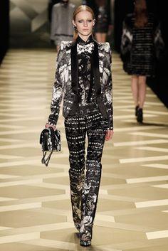 Roberto Cavalli Milan Fashion Week 2013 #RobertoCavalli #MFW