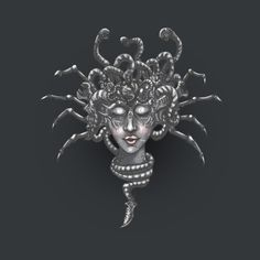 H.R. Medusa - NeatoShop