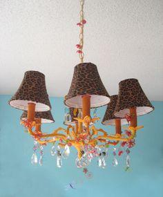 chandelier redo