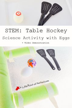 STEM: Table Hockey S