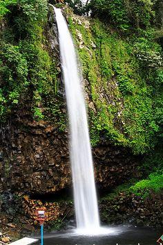 lembah anai, Sumatera barat. Indonesia