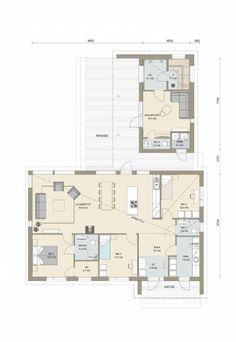Mobile Home, Humble Abode, House Floor Plans, Tiny House, Beautiful Homes, Cottage, Flooring, How To Plan, Interior