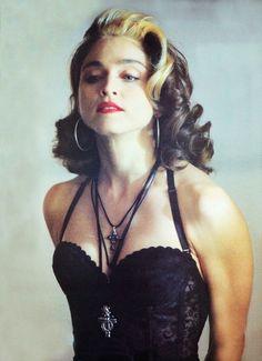 Madonna, 1989. ☀