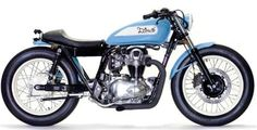 Deus Ex Machina W650; from the remains of a Kawasaki W650.