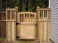 unique privacy fence ideas   Advent Fence Company- Charleston, South Carolina