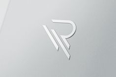 Letter R Logo Template by gunaonedesign on @creativemarket