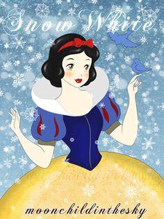 Snow White by *moonchildinthesky on deviantART