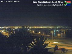 South Africa Webcam Cape Town