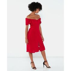 Brave Soul Brave Soul Short Sleeve Mini Length Dress Red | Zando South Africa Grad Dresses, Cute Dresses, Dress Outfits, Short Dresses, Fashion Outfits, Womens Fashion, Dress Red, Dresses Online, South Africa