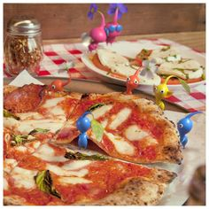 Pikmin 3 Real life. 5 Pizzaa