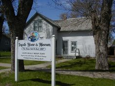 De Smet, SD. This is where Charles and Caroline Ingalls lived in De Smet, SD. I've visited and shot here many times. It's a special place.