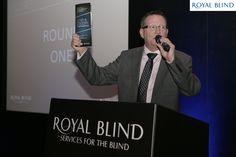 Royal Blind Try & Score Celebrity Quiz Night in Edinburgh 2013