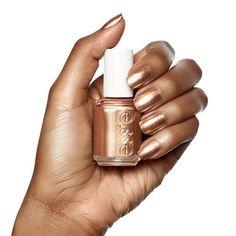 essie Nail Polish - Good As Gold - fl oz Essie Nail Colors, Essie Nail Polish, Nail Polish Colors, Nail Polishes, Penny Talk, Metallic Nail Polish, Metallic Gold, Colors For Dark Skin, Nagellack Trends