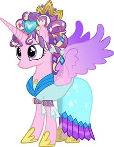 My little pony is magic art