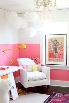 30 Tasteful Ways to Add Colorful Accents to Your Home | Brit   Co