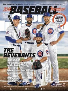 Sports Illustrated Chicago Cubs