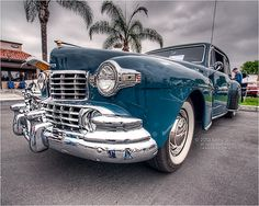 1947 lincoln continental | by pixel fixel