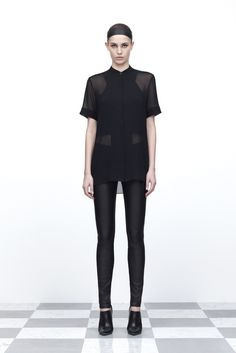 T by Alexander Wang - Pre-Fall 2013