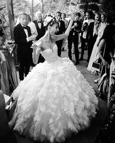 09-Giovanna Battaglia & Oscar Engelbert, Capri-This Is Glamorous | by {this is glamorous}