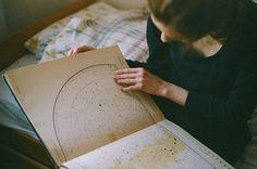 "rusticmeetsvintage: "" Wam winter home and old maps by -*Nishe- #flickstackr Flickr: https://flic.kr/p/FfJGS2 """