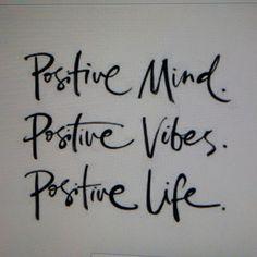 LIFE...Positive Attitude, U? I Try Be...SMILING ❤☺ ENJOY LIFE!