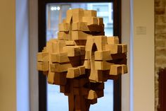Mihai Olos, 'untitled' , Wood, Art Encounters Foundation, Timisoara