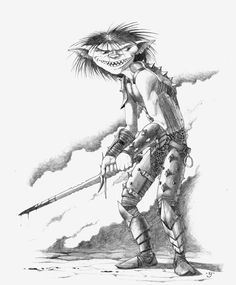 black and white, mythical creature, - Google Search