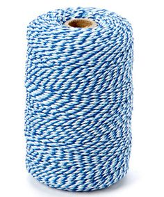 Another great find on #zulily! Blue & White Ombre Twine #zulilyfinds