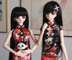 Mirai Suenaga Smart Doll by Kazuki2048