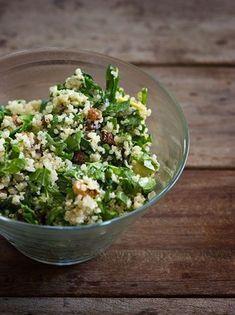 Μια σαλάτα εμπνευσμένη από το vegetarian  εστιατόριο 'AVOCADO´της Αθήνας Vegan Recipes, Cooking Recipes, Vegan Food, Salad Bar, Guacamole, Potato Salad, Food Processor Recipes, Recipies, Food And Drink