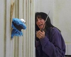 Cookie Monster is heeeere!