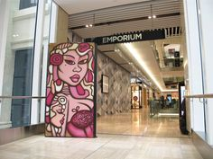 deansunshine_landofsunshine_melbourne_streetart_graffiti_MSFW14 project 6 DEB outside
