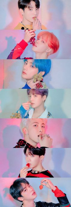 Concept photo version 4 Map of the soul:persona Foto Bts, Bts Photo, K Pop, Namjin, Jikook, Persona, Rap, About Bts, I Love Bts