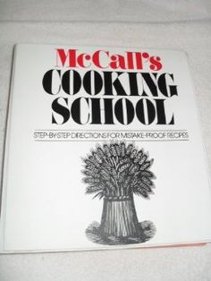 McCall's Cooking School Ring-bound by Lucy Wing