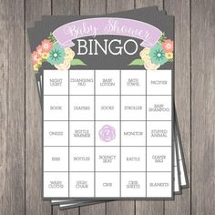 Throwing a baby shower? Do you know what theme you are going for? What games will your guest play? Our FREE printables will give you plenty of inspiration.