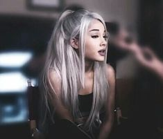 Ariana Grande. I'm going to be famous like her, and use it to spread positivity! I have a passion for singing. Tell people about me, I'm @mackinzieschultz on Instagram