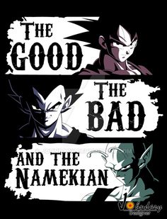 The Good The Bad And The Namekian