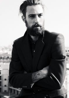 Hottest Bearded Models - Page 5 of 10 - Alux.com