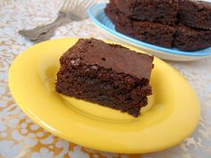 Mocha brownies - with deep notes of expresso, fudge like texture that has decadence written all over them.