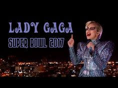 SUPER BOWL 2017: Lady Gaga's FULL Eye-Popping Performance! (USA View At:...