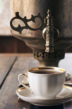 Пить чай из самовара Look At Me — Посты — поток «Чай»