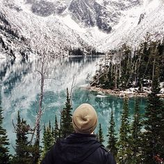 16 Instagram Accounts That Will Make You Want To Grow A Beard And Move To The Pacific Northwest : PNW represent