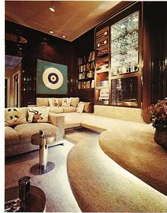 Geoffrey Beene's Manhattan apartment