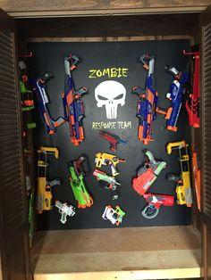 Nerf Gun Storage                                                                                                                                                      More