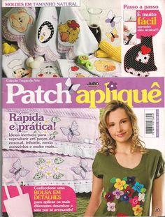 208 Coleção toque de arte Patch Aplique n. 1 - maria cristina Coelho - Álbuns da web do Picasa