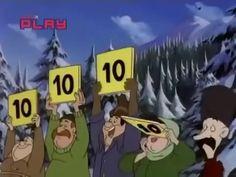 Viata cu Louie Un weekend la ski - Desene Animate Pentru Copii