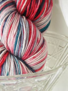 MAGIC Sport weight 4 ounces superwashed merino by BareSheepYarn, $14.99