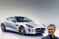 José Mourinho è il primo cliente della Jaguar F-Type coupé in Gran Bretagna #jaguar http://www.auto.it/2014/02/14/jose-mourinho-e-il-primo-cliente-della-jaguar-f-type-coupe-in-gran-bretagna/18902/